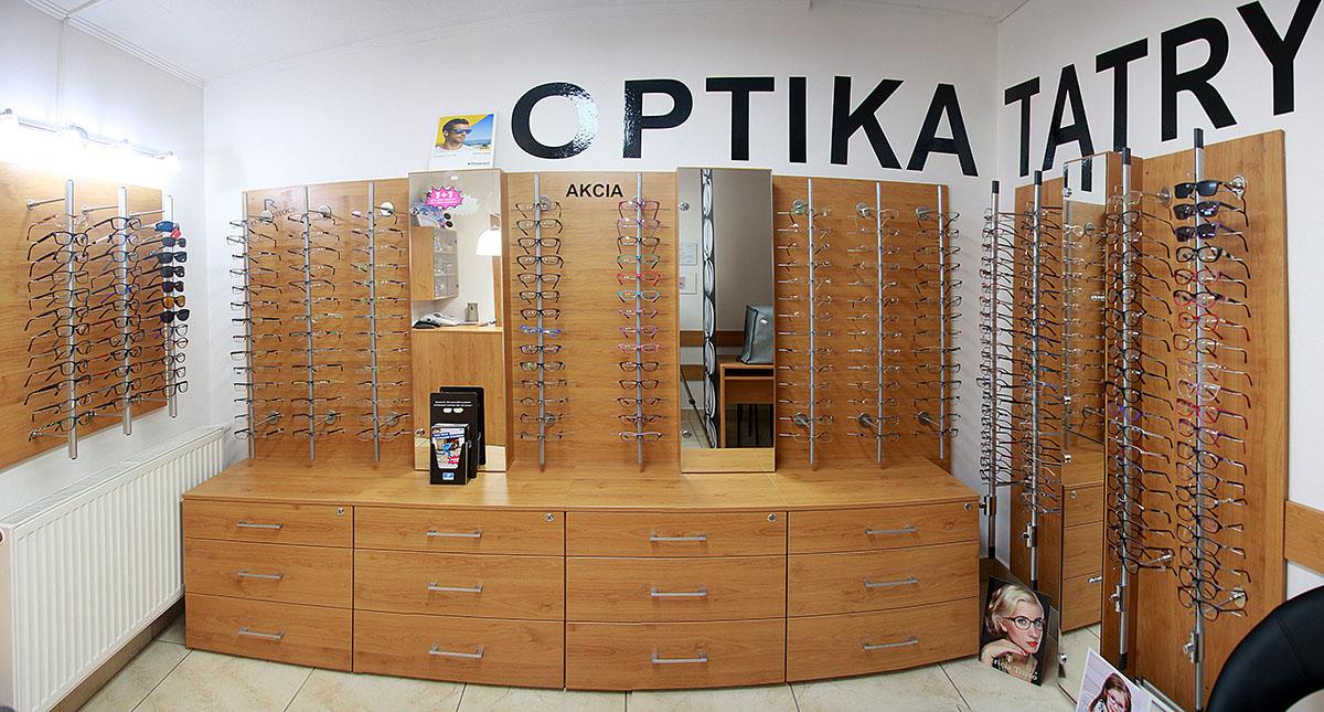 Optika Tatry - Optika v centre Popradu. Okuliare a šošovky za skvelé ... 3ef27689acf